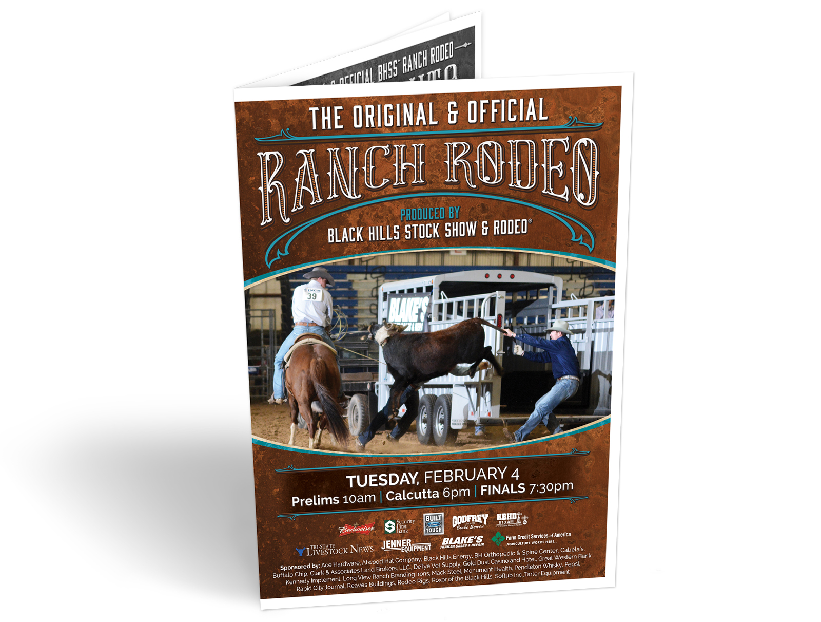 Ranch Rodeo Program
