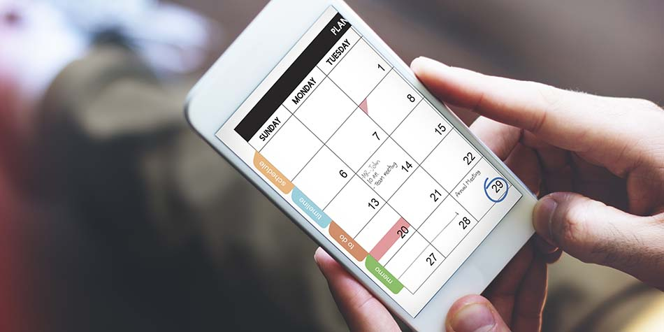 Your Facebook strategy should include a pre-planned posting schedule that you stick to.